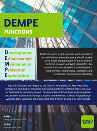 DEMPE functions