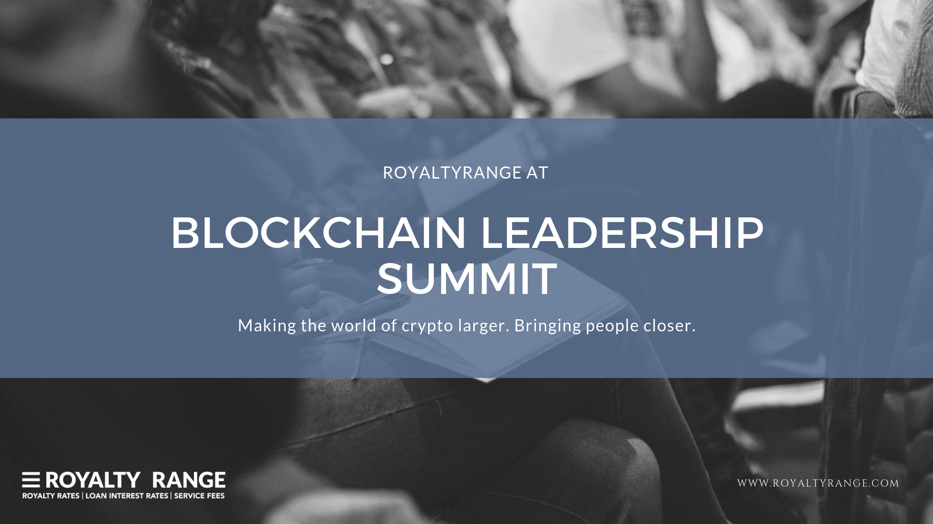 BLOCKCHAIN LEADERSHIP SUMMIT